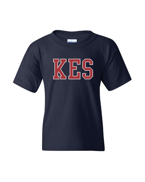 Picture of KES Navy Youth T-Shirt