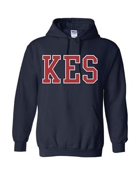Picture of KES Navy Hoodie