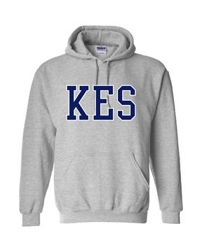 Picture of KES Grey Hoodie
