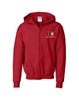 Picture of KES Crest Youth Hoodie Full Zip