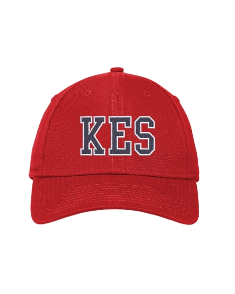 Picture of KES Red Baseball Hat