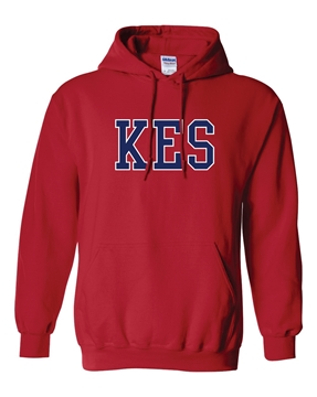 Picture of KES Red Hoodie