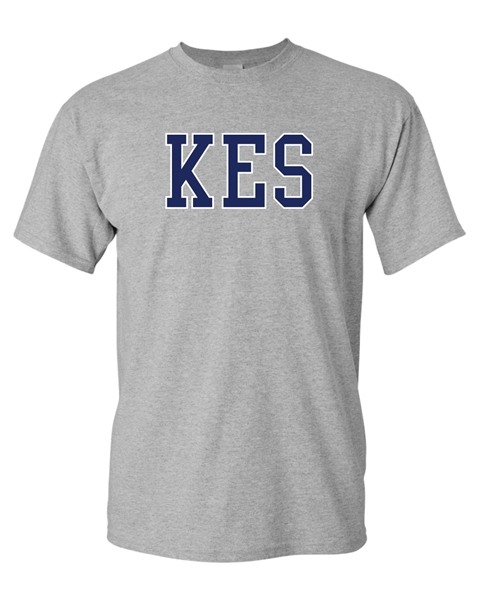 Picture of KES Grey Youth T-Shirt