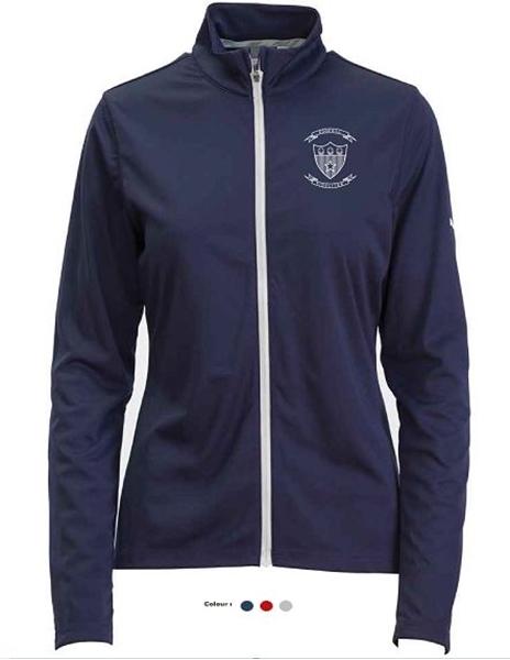 Picture of Edgehill Crest Puma Ladies Full Zip