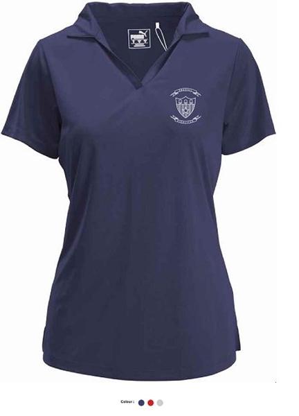 Picture of Edgehill Crest Puma Women's Polo