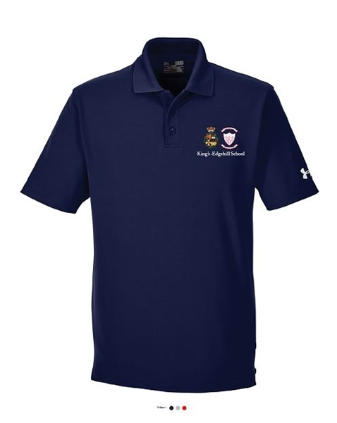 Picture of KES Crest Polo